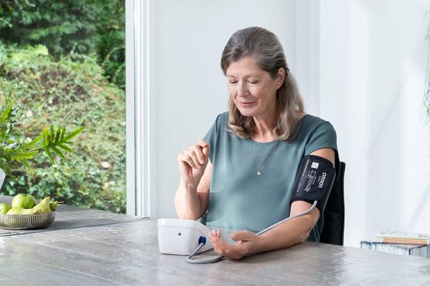 OMRON Blood Pressure Monitors Sale